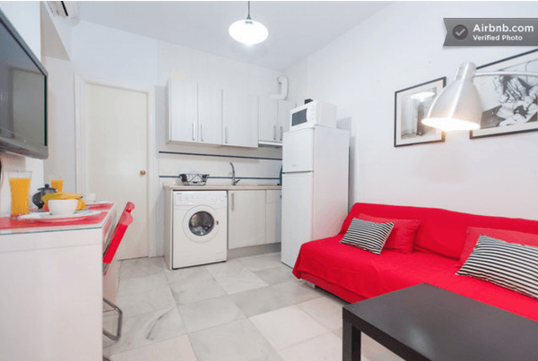 airbnb seville