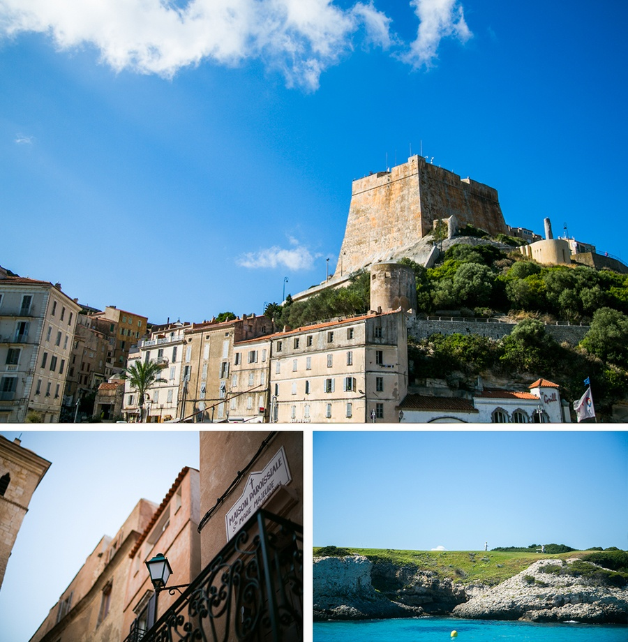 Un week-end à Bonifacio