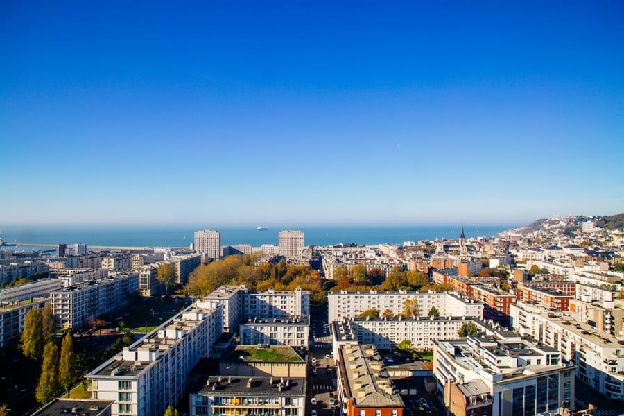 panorama Le Havre