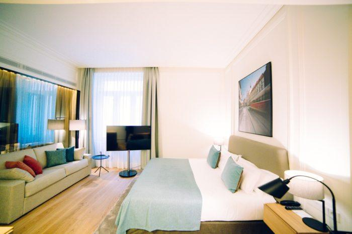 Suite Junior Hôtel Boho Prague