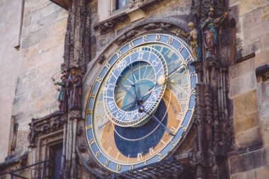 horloge astronomique prague