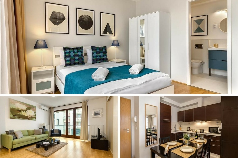 Hotel Budapest : Quality Point Apartments