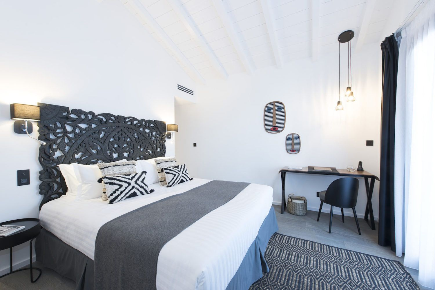 Chambre 4 Anderenis Andernos