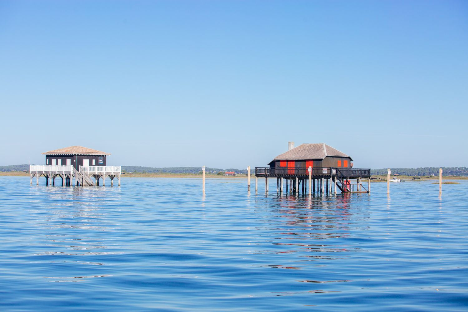 cabanes tchanquees bassin arcachon